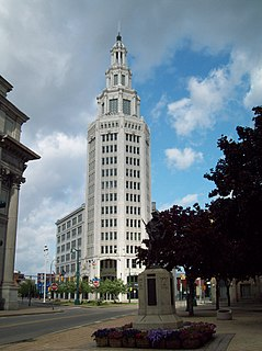 Electric Tower United States historic place