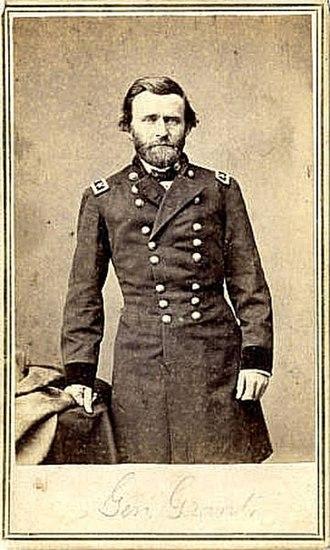 Jesse Root Grant - General Ulysses S. Grant