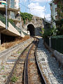 Genova ferr Granarolo via Bari.JPG