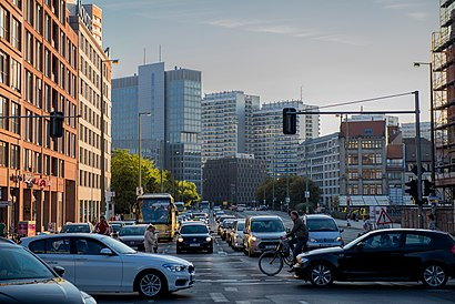 How to get to Gertraudenstraße with public transit - About the place