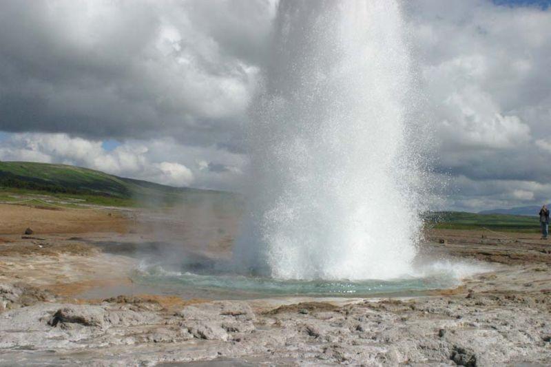 Resultado de imagem para geiser, islândia