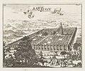 Gezicht op Babylon Babylon (titel op object) Magesyn der Italiaense gebouwen (serietitel), RP-P-1957-653-98-1.jpg