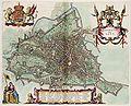 Ghent, Belgium ; Map 1649.jpg