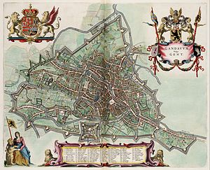 Gentse Stadspoorten Wikipedia
