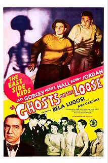 <i>Ghosts on the Loose</i> 1943 film by William Beaudine