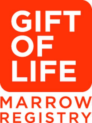 Gift of Life Marrow Registry - Image: Gift of Life Marrow Registry
