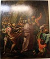 Giovanni battista castello (il bergamasco), cattura di cristo, da s.francesco in castelletto, 01.JPG