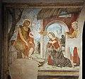 Giovanni e Bernardino da Asola, il battista indica gesù bambino, 1510 ca.jpg
