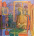 Girl At A Window 1997 wk.jpg