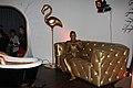 Gold Bullion Johnnie Walker Body painting (9363899745).jpg