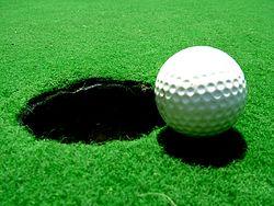 Golf-pallo