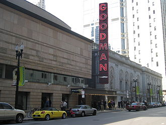 Goodman Theatre - The Goodman Theatre