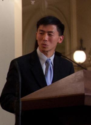 Goodwin Liu - Liu speaking