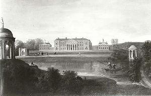 Gopsall - Image: Gopsall Hall and Park