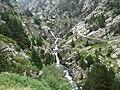 Gorges de Núria des del cremallera P1030248.JPG