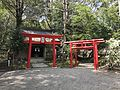 Gosho Inari Shrine in Miyazaki Shrine.jpg
