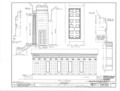 Government Street Presbyterian Church, Government and Jackson Streets, Mobile, Mobile County, AL HABS ALA,49-MOBI,1- (sheet 3 of 5).png