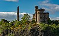 Governor's House, Calton Hill and Political Martyrs' Monument (ICT6012).jpg