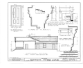 Governor Joseph D. Sayers House, 1903 Wilson Street, Bastrop, Bastrop County, TX HABS TEX,11-BAST,1- (sheet 4 of 4).png