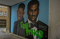 Graffiti in Shoreditch, London - Fresh Prince by Graffiti Life (9603957670).jpg