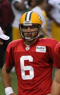 Graham Harrell American football quarterback