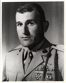 James A. Graham US Marine Corps officer and Medal of Honor recipient (1940–1967)