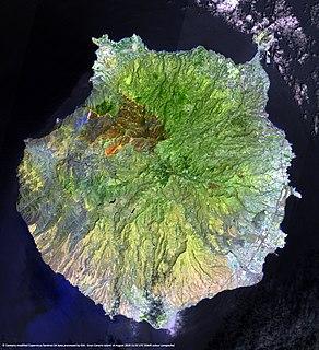 Gran Canaria Spanish island of the Canary Islands