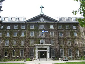 Grand Séminaire de Montréal - Image: Grand séminaire de Montréal 1