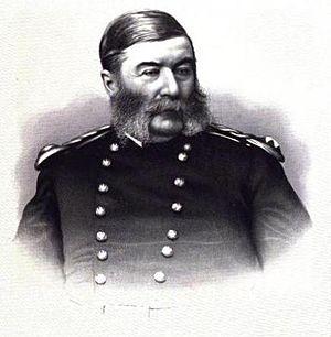 Granville O. Haller - Image: Granville O. Haller 1890