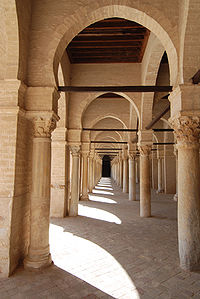 Great Mosque of Kairouan gallery.jpg