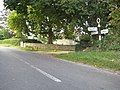 Greatham, Old WSCC signpost - geograph.org.uk - 1500000.jpg