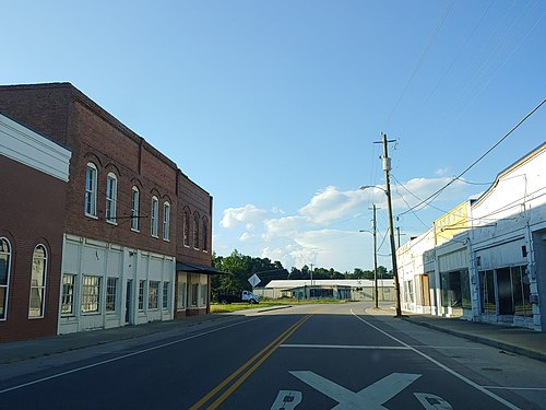 Greeleyville mailbbox