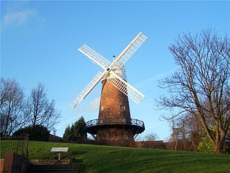 Green's Mill, Sneinton - Green's Windmill