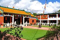 Green Pine Taoist Temple in Deagon, Brisbane, Australia (2)
