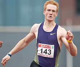 Greg Rutherford Arena Games 2010 crop.jpg