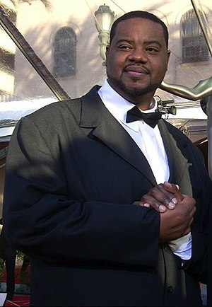 Grizz Chapman - Grizz Chapman at the 2009 SAG Awards