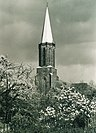 Große Kirche tower in the 1960s