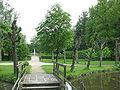 Großharthau, Park (Achse von N).JPG