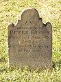 Gross (Peter), Brush Creek Cemetery, 2015-10-26, 01.jpg