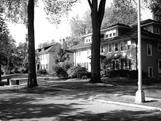 Grosse Pointe, Michigan - An upscale historic neighborhood in Grosse Pointe