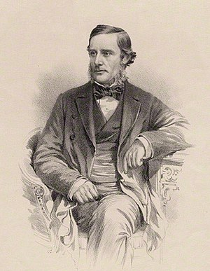 Hugh Grosvenor, 1st Duke of Westminster - Grosvenor in about 1878