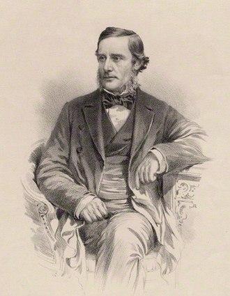 Hugh Grosvenor, 1st Duke of Westminster - Grosvenor in about 1878