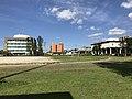 Ground of Kyushu University and Higashi Police Station 3.jpg