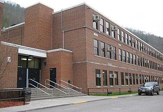 Grundy Senior High School - Image: Grundy HS