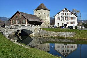 Tuggen - Grynau Castle