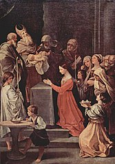 The Purification of the Virgin