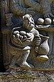Guimiliau - Enclos paroissial - le calvaire - PA00089998 - 019.jpg