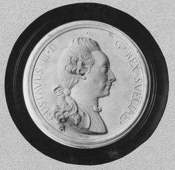 Gustav III, 1746-1792, kung av Sverige