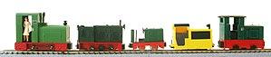 H0f gauge - Image: H0f locomotives OMZ122f NS2f JL105 B360 Gmeinder
