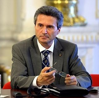 Ion Jinga Romanian diplomat